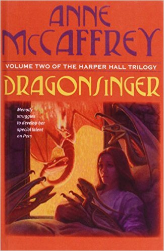 Dragonsinger Cover