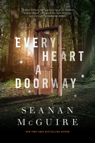 Every Heart a Doorway book cover